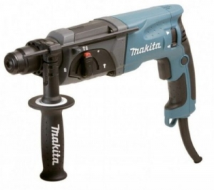 Перфоратор SDS-Plus, 780 Вт, 2,7 Дж, MAKITA, HR2470FT