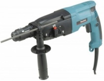 Перфоратор SDS-Plus, 780 Вт, 2,7 Дж, MAKITA, HR2450FT